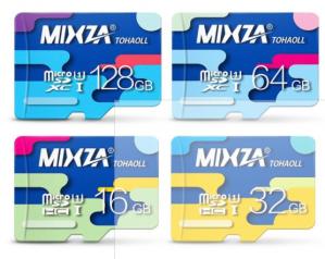 MIXZA Geheugenkaart 64 GB 32 GB voor €6,66
