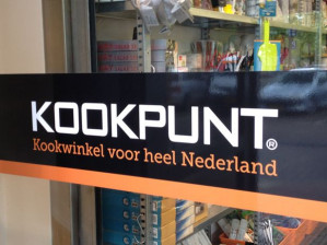 Elk 2e artikel gratis bij Bij Kookpunt Outlet in Rotterdam