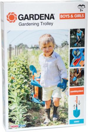 GARDENA Trolley Met Tuingereedschap voor €12,49