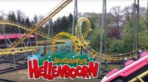 Ticket Avonturenpark Hellendoorn voor €15,50
