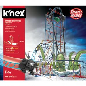 K'NEX Thrill Rides Krakens Revenge voor €29,98