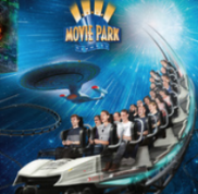 Tickets Moviepark voor €26