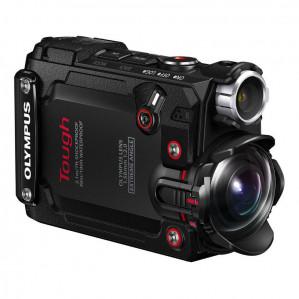 Olympus Tough TG-Tracker action cam Zwart voor €179