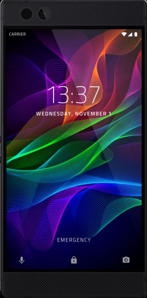 Razer Phone zwart 64GB 8GB Ram voor €549