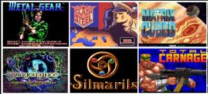 Diverse MSDOS-spellen Gratis