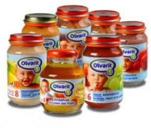 Diverse Olvarit baby/kindervoeding 4+2 gratis