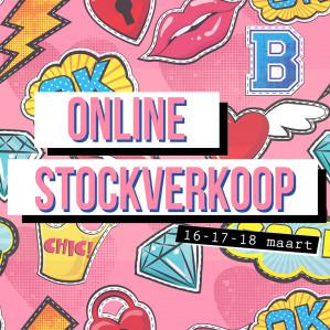 Online Stockverkoop bij Maison Lab - registreer je nu