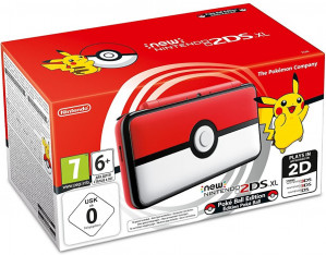 New Nintendo 2DS XL console - Pokéball Edition voor €123,60