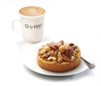 Gratis kop koffie en gebakje voor 2 personen in het Morres filiaal