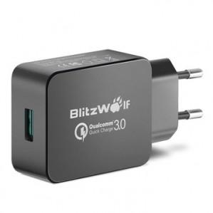 BlitzWolf® BW-S5 QC3.0 18W USB oplader voor €5,83