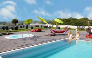 Verblijf voor 2 of 3 dagen in City Resort Hotel Helmond incl. ontbijt en 1 dag Wellness voor €39,50