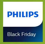 Black Friday Deals bij Philips
