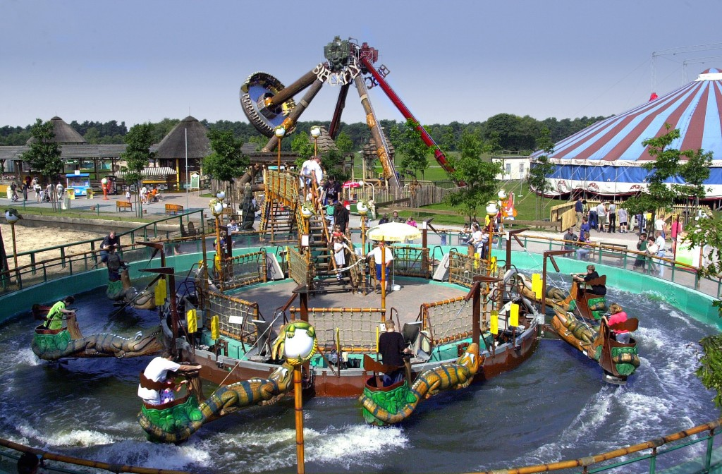 Entreeticket Kernie's Familiepark voor €16,95