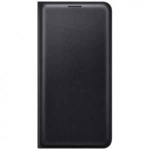 Galaxy J5 (2016) Flip Wallet zwart EF-WJ510PBEGWW voor €1