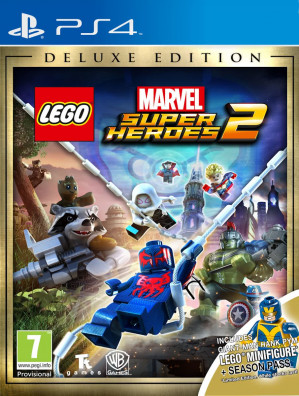 LEGO Marvel Super Heroes 2 - Deluxe Edition - PS4 voor €29,98