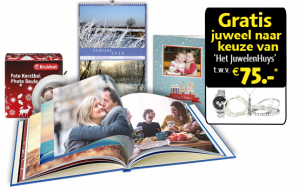 Bij elke fotobestelling een juweel t.w.v. €75 Gratis