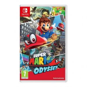 Super Mario Odyssey voor €36,49