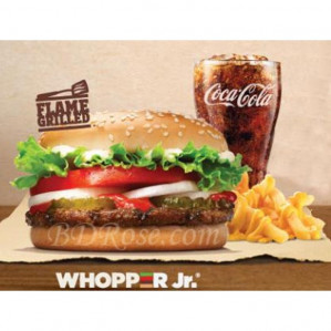 2e Whopper Meal gratis