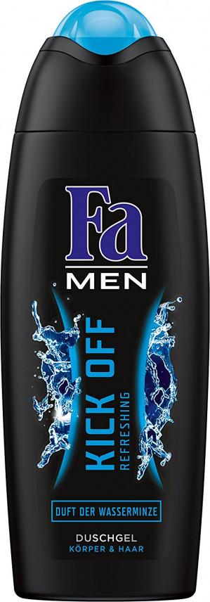 Fa douchegel Kick Off Refreshing 6 x 250 ml voor €4,62