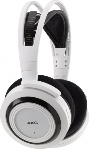 AKG K935 - Draadloze over-ear koptelefoon voor TV - Wit voor €50