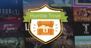 Diverse Gratis games voor Humble Monthly abonnees