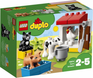 LEGO DUPLO: Boerderij (10870) voor €7,49