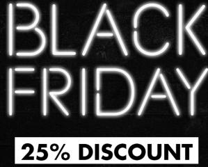 Black Friday bij BALR met 25% Korting