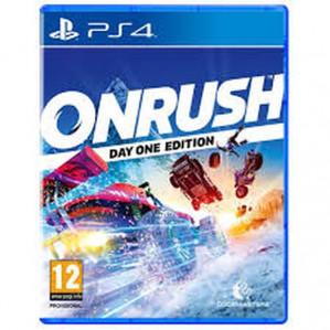 OnRUSH - PS4 voor €35,50