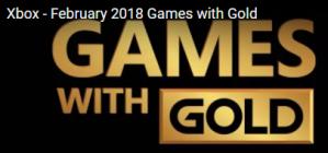Games with Gold van februari