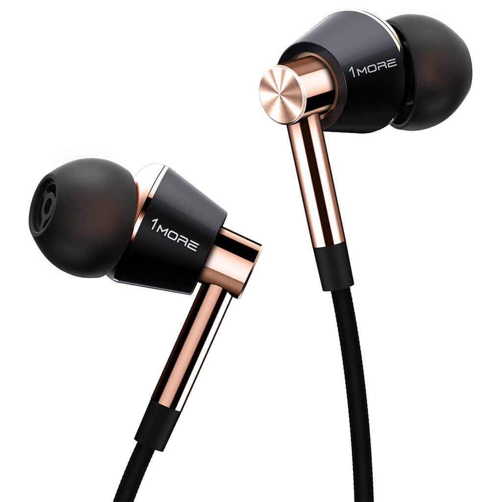 1MORE E1017 Dual Driver In-ear Koptelefoon voor €39,95