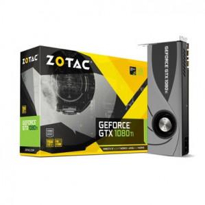 Zotac GeForce GTX 1080 Ti, 11GB, Blower voor €726,43