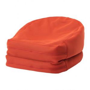 Oranje zitzak Bussan voor €74,95 @ IKEA Haarlem