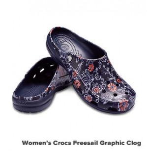 -30% kassakorting op de nieuwe collectie bij Crocs