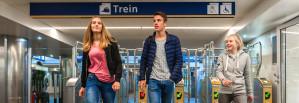 Dal Voordeel Jongeren treintickets voor €15
