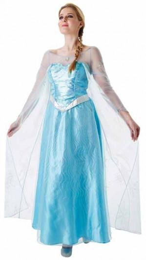Disney Frozen Jurk IJsprinses Elsa voor €64,95 dmv code