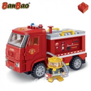 Banbao sale met 50% korting op iWallz en 25% korting op alles van Politie en brandweer dmv codes