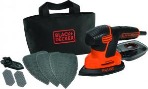 BLACK+DECKER KA2000 Mouse™ Detailschuurmachine - 110W voor €28,99