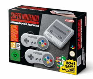 Nintendo Classic Mini Super Nintendo Entertainment System voor €79,24