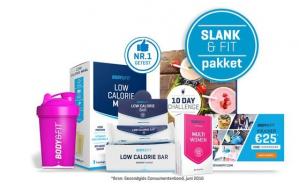 Compleet Body & Fit pakket - Afvallen in 10 dagen voor €34,95