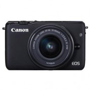 Canon systeem camera EOS M10 EF-M 15-45 IS STM voor €269