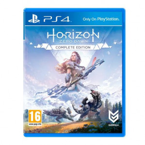 Horizon Zero Dawn Complete Edition voor €16,97