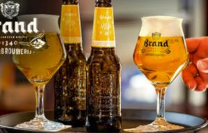 Rondleiding en bierproeverij bij Brand Bierbrouwerij met 50% korting