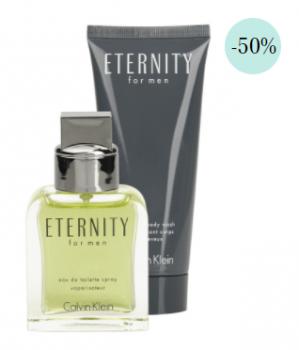 EDT 30ml + GRATIS Hair & Body Wash, 100ml Geurset voor €22,64