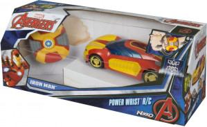Marvel Power Wrist Iron Man - Auto voor €8,98
