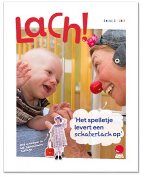 Proefnummer 'Lach' Magazine Gratis