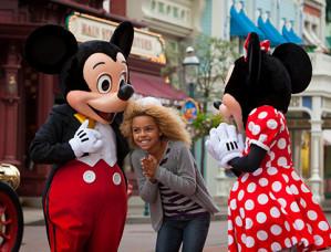 Entree tickets 1 Dag Disneyland Paris incl. €15 Foodvouchers voor €45