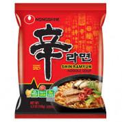 Nongshim instant noodles voor €0,69