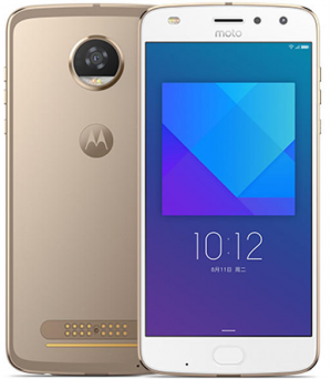 Moto Z2 Play XT1710 Dual sim 64GB (SIMLOCKVRIJ) - Goud voor €185,56 dmv code
