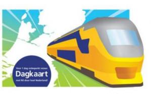 NS treinkaarten vanaf €13,99