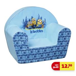 Minions Sofa voor €12,50